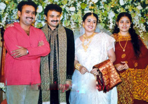 Kunchacko Boban wedding photos 1