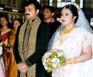 Kunchacko Boban wedding photos 2