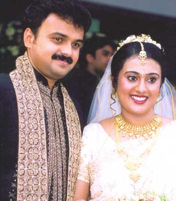 Wedding Photos Kunchacko Boban