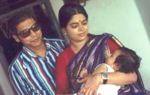Meka Srikanth parents