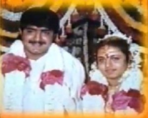Meka Srikanth rare family photos