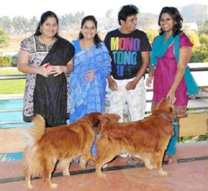 Shivaraj Kumar daughters