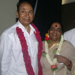 Puneeth Rajkumar parents