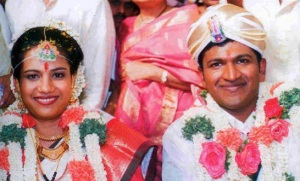 Puneeth Rajkumar rare family photos 5