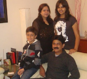 Ramesh Aravind children