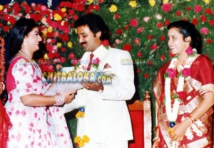 Ramesh Aravind wedding photos