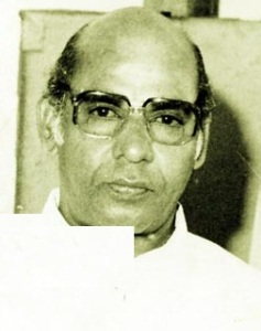 V Ravichandran father N. Veeraswamy