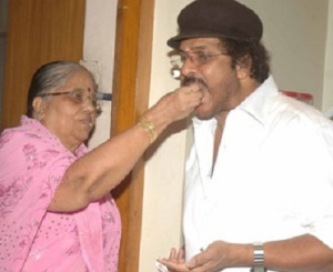 V Ravichandran mother Pattammal