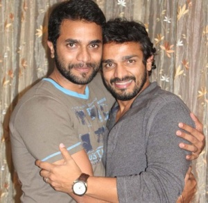 Vijay Raghavendra brother Sri Murali