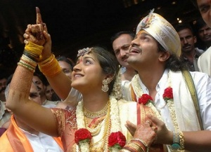 Vijay Raghavendra wedding photos 3