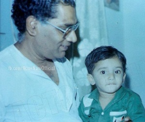 Actor Nani Childhood pictures 3