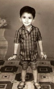 Actor Nani Childhood pictures 4