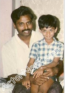 Actor Nani Parents father G.Rambabu