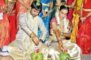 Actor Nani Wedding photos 1
