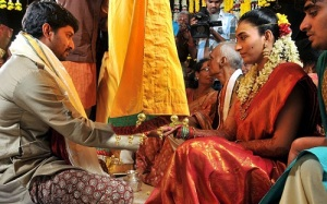 Actor Nani Wedding photos 2