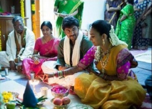 Actor Nani Wedding photos 3