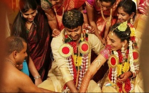 Actor Nani Wedding photos 5