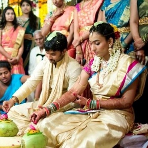 Actor Nani Wedding photos 6