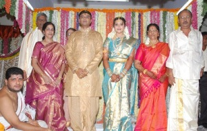 Actress Meena Wedding photos 3