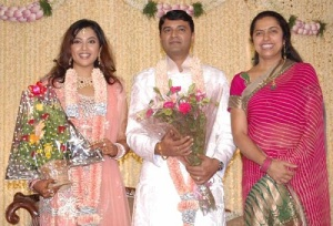 Actress Meena Wedding photos 6