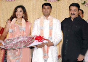 Actress Meena Wedding photos 8