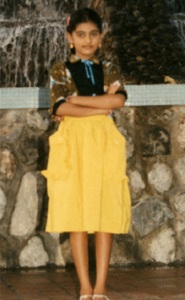 Actress Sneha Childhood pictures 4