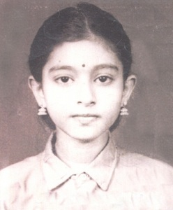 Actress Sneha Childhood pictures 5