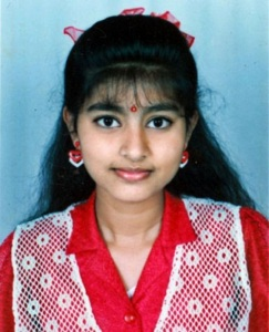 Actress Sneha Childhood pictures 7