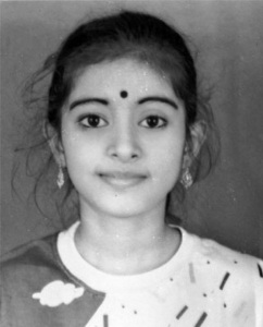 Actress Sneha Childhood pictures 8
