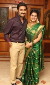Actress Sneha Husband Prasanna