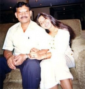 Actress Sneha Parents father Rajaram Naidu