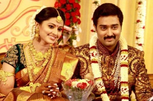 Actress Sneha Wedding photos