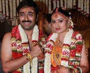 Actress Sneha Wedding photos 4