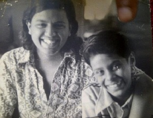 Ashish Vidyarthi childhood pictures 2