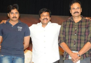 Chiranjeevi brother Nagendra Babu and Pawan Kalyan
