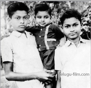 Chiranjeevi childhood pictures 1