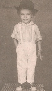 Chiranjeevi childhood pictures 2