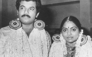 Malayalam actor Mukesh wedding photos 1