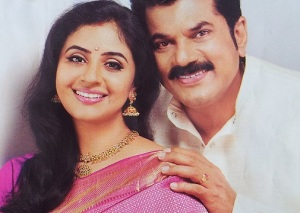 Malayalam actor Mukesh wife Methil Devika