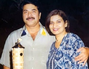Mammootty wife Sulfath