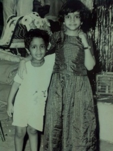 Manchu Manoj Childhood pictures 1
