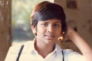 Manchu Manoj Childhood pictures 2