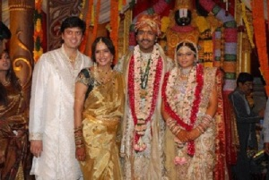 Manchu Vishnu Wedding photos 4