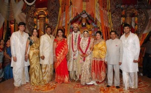 Manchu Vishnu Wedding photos 5
