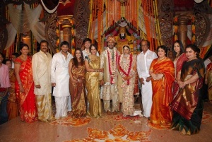 Manchu Vishnu Wedding photos 6