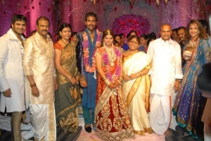 Manchu Vishnu Wedding photos 9