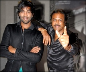 Manchu Vishnu parents father Mohan Babu