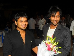 Manchu Vishnu younger brother Manchu Manoj