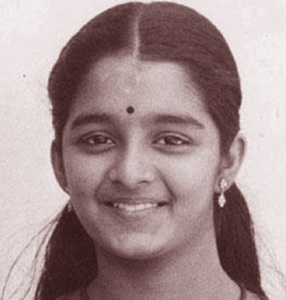 Manju Warrier childhood pictures 2