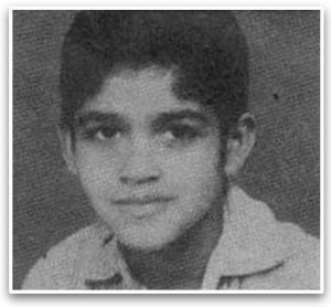 Mohanlal childhood pictures 1